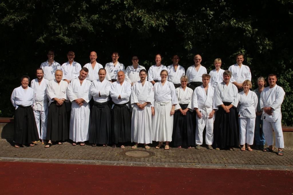 Stiftland Aikido Jahrestraining Tirschenreuth