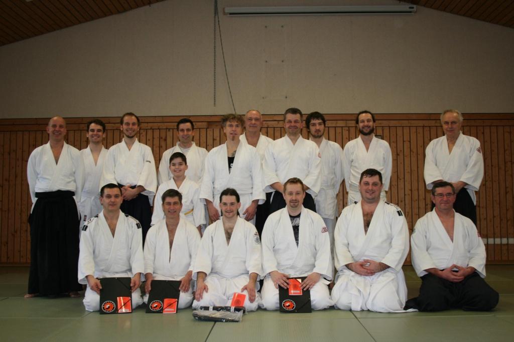 Stiftland Aikido Prüfungen in Premenreuth