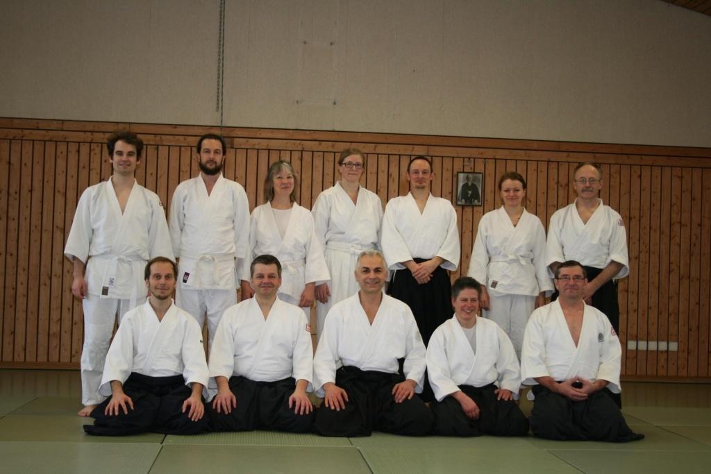 Aikido-Dojo in Premenreuth unter neuer Leitung
