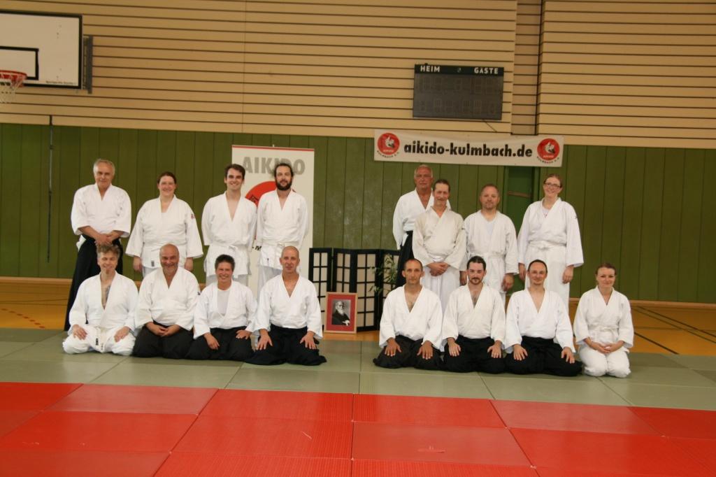 Stiftland Aikido Lehrgang in Kulmbach