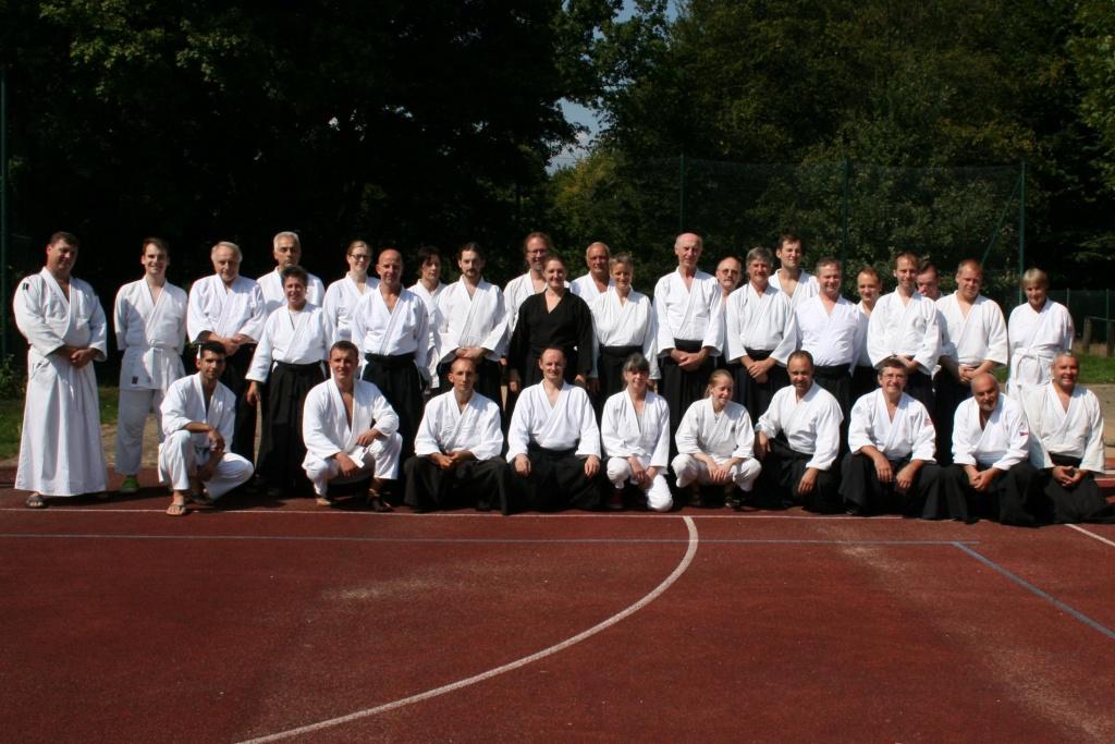 34. Stiftland Aikido Jahrestraining