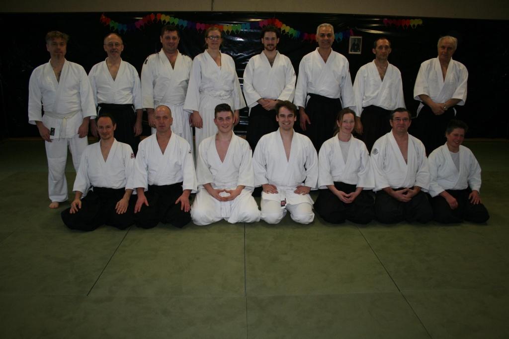 Stiftland Aikido DAN – Seminar in Premenreuth