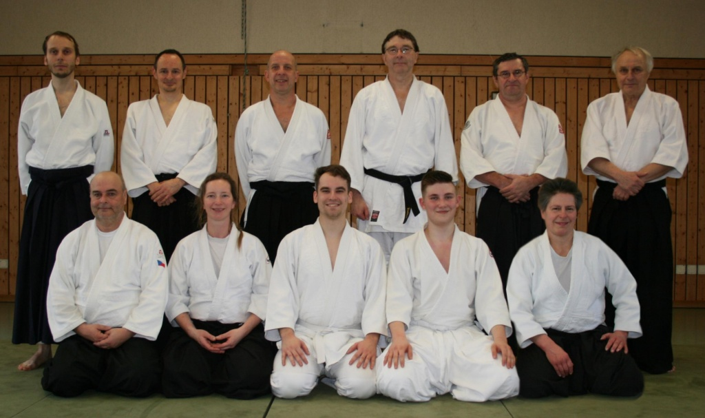 Stiftland Aikido DAN-Seminar
