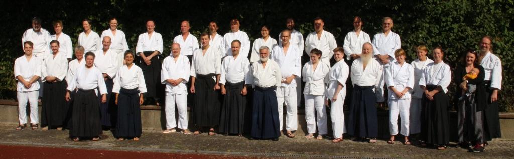 Italienisches Aikido – Flair im Stiftland Aikido