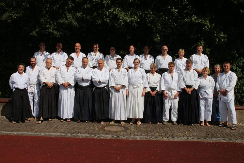 Jahrestraining 2018 in Tirschenreuth